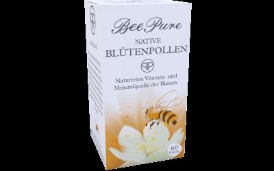 Bee Pure Blütenpollen 60 Kapseln