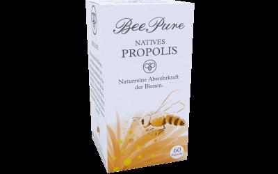 Bee Pure Propolis 60 Kapseln