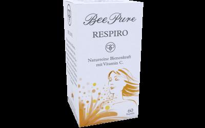 Bee Pure Respiro 60 Kapseln